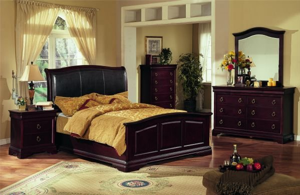 high end bedroom furniture sets photo - 5