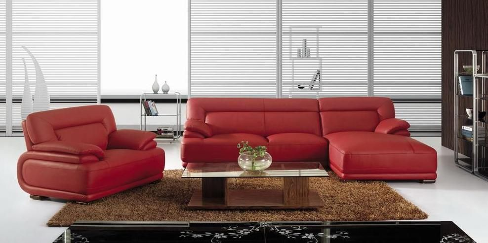 high end leather sectional sofas photo - 1
