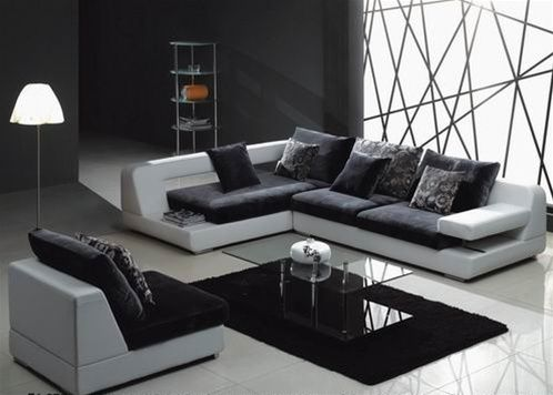 high end leather sectional sofas photo - 5