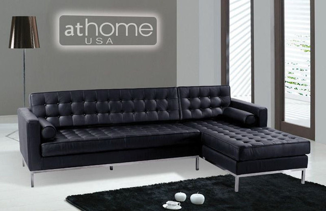 high end leather sectional sofas photo - 6