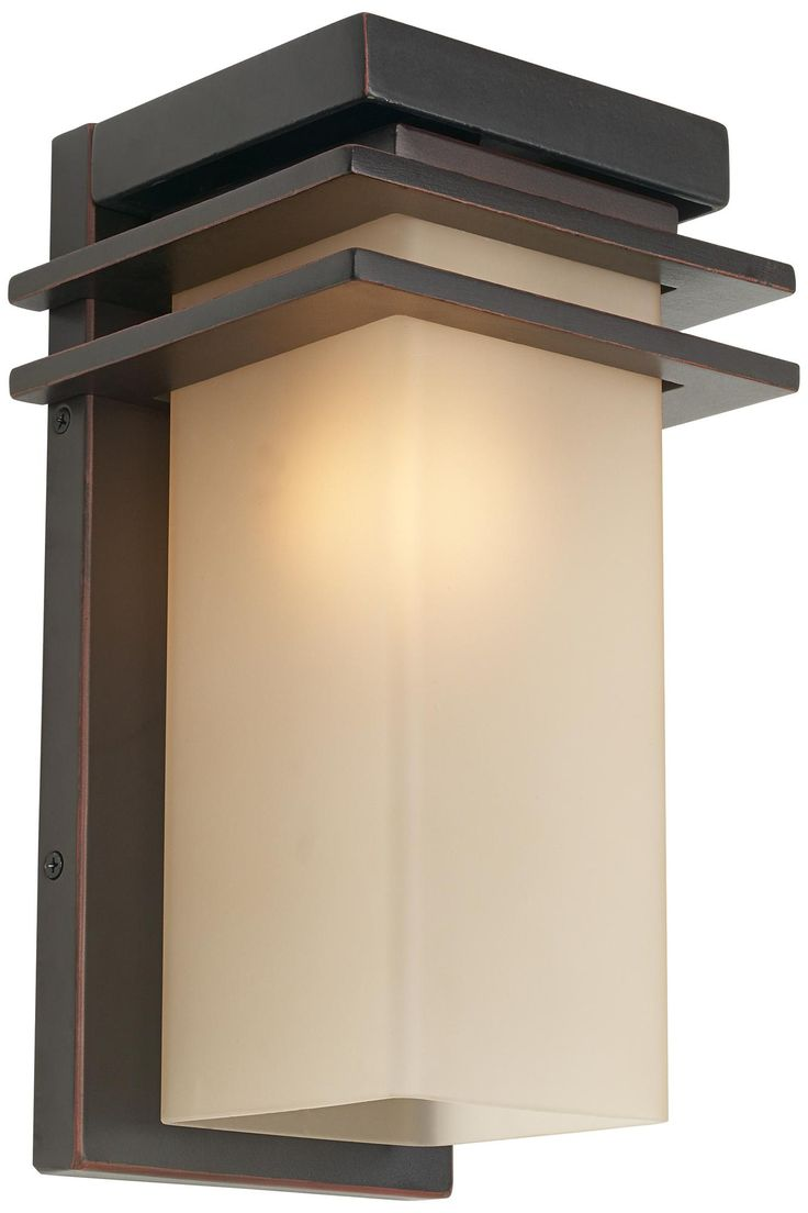 high end outdoor wall lighting photo - 5