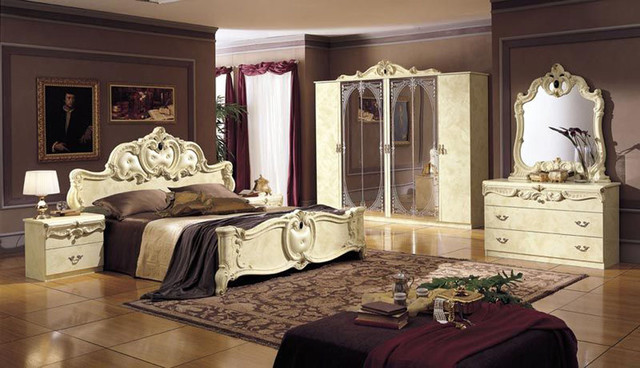 High End Traditional Bedroom Furniture U2013 20 Ways To Add A Sense Of Opulence  To Your Apartments