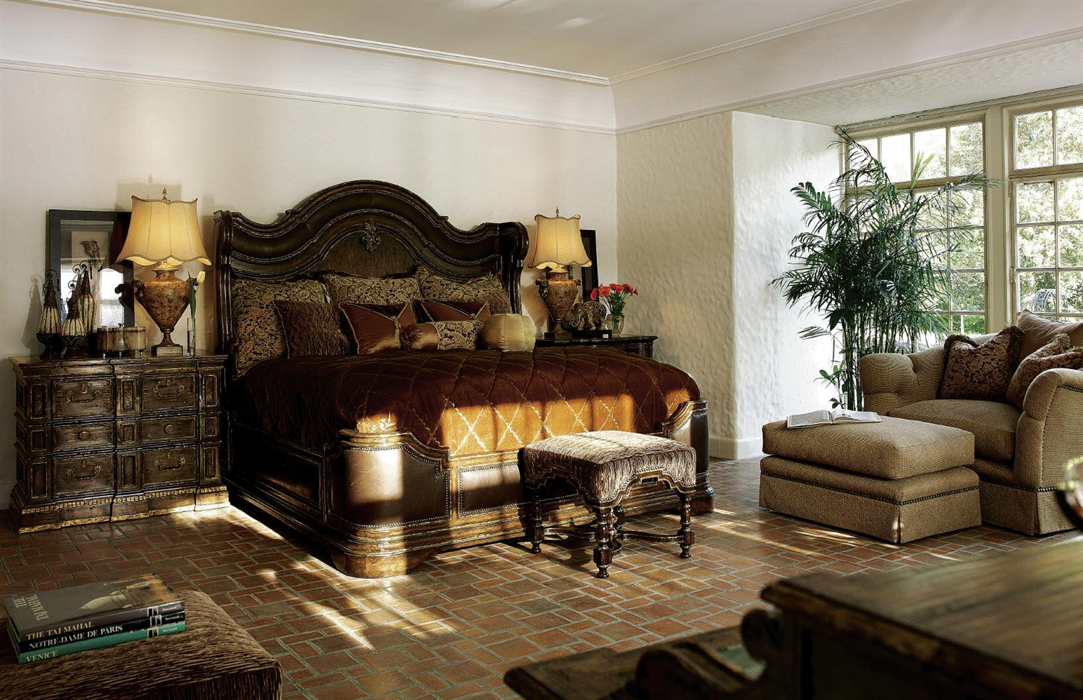 High end traditional bedroom furniture 20 ways to add a for Pictures of traditional furniture