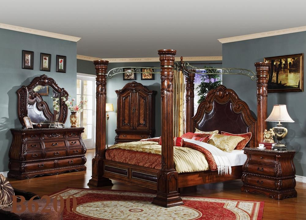 High end traditional bedroom furniture 20 ways to add a for Traditional bedroom furniture
