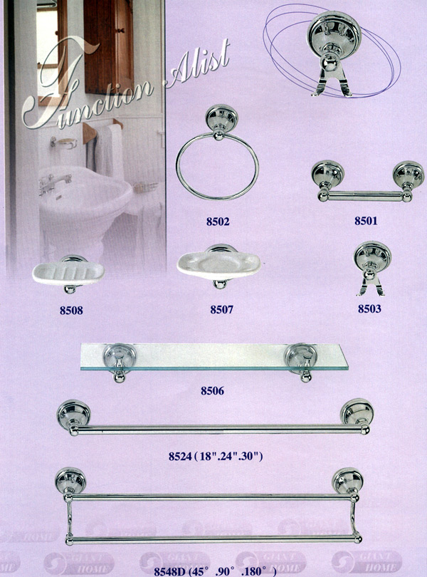 home bathroom accessories photo - 1