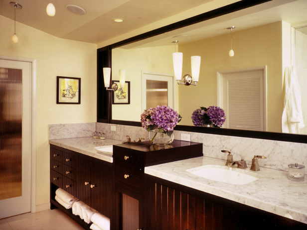 home bathroom decorating ideas photo - 3