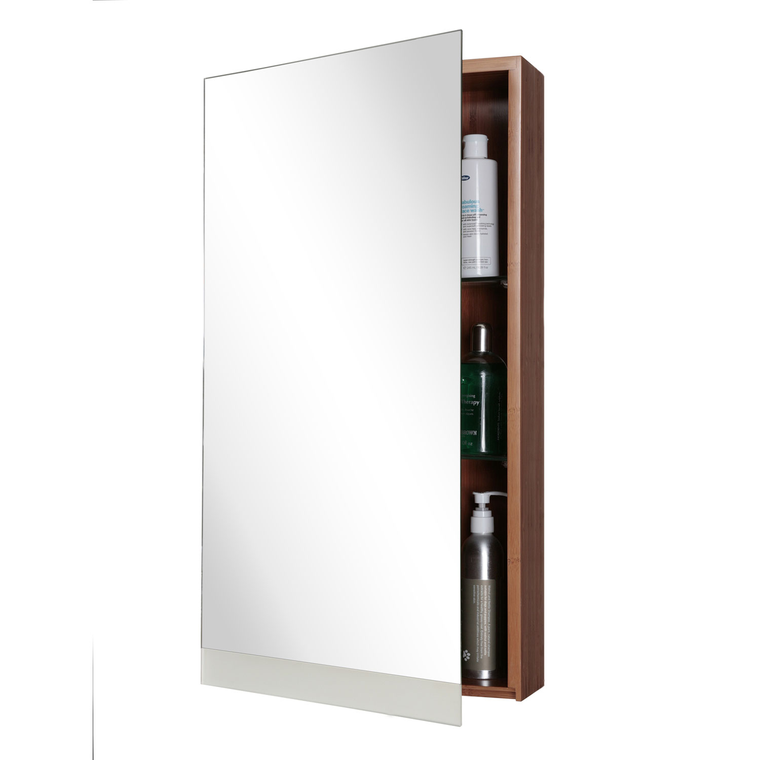 Home bathroom mirror cabinet - Home Bathroom Mirror Cabinet Interior & Exterior Doors