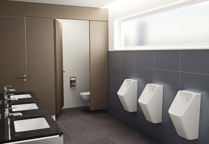 home bathrooms with urinals photo - 5