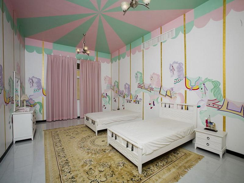 ideas for a little girl room photo - 1