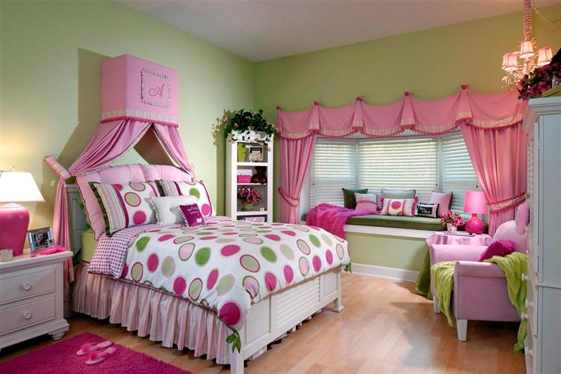 ideas for a little girl room photo - 5