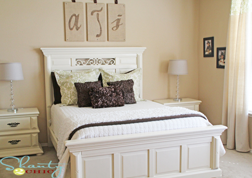 ideas painting old bedroom furniture photo - 2