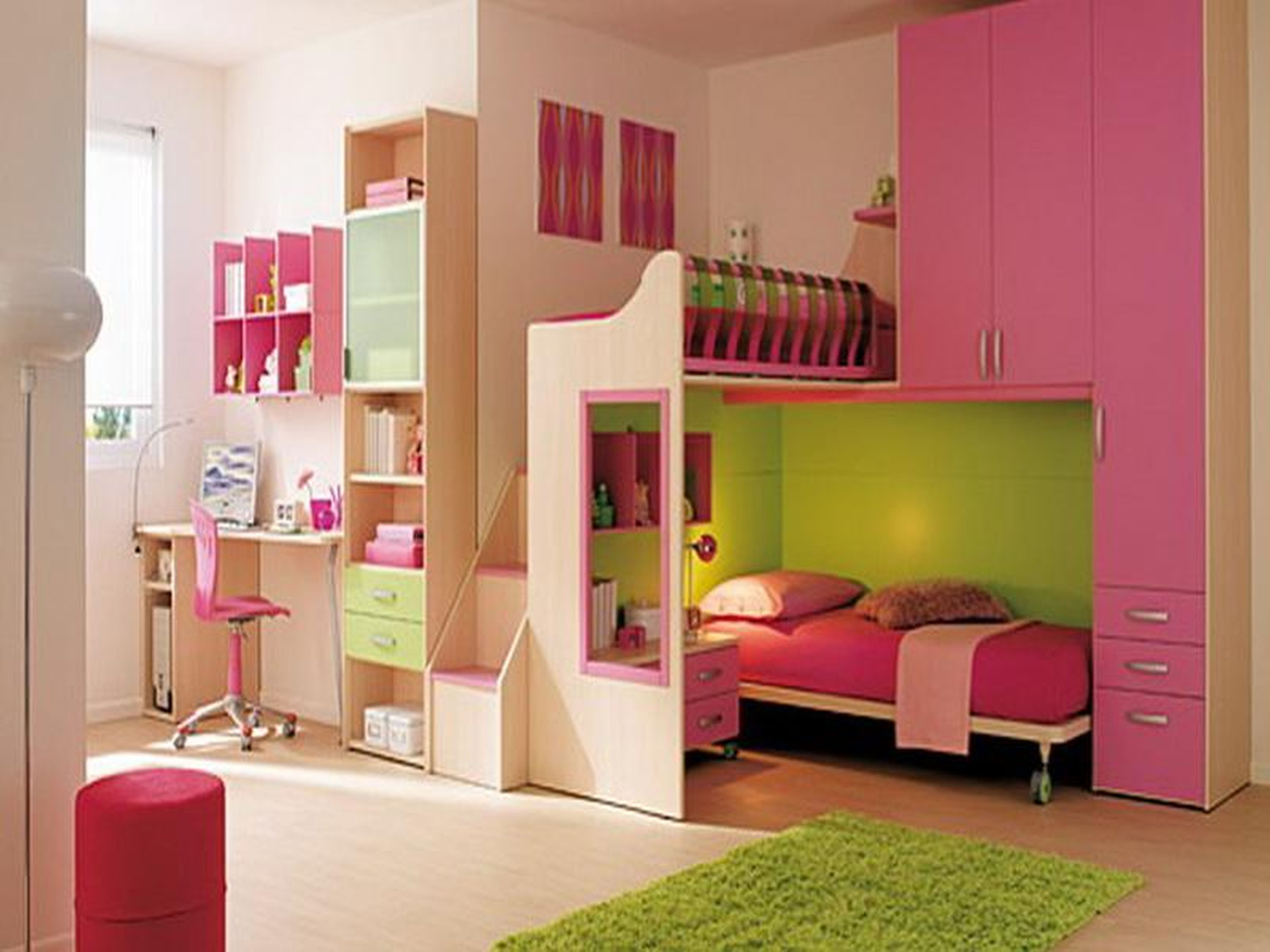 ikea bedroom furniture for small spaces photo - 4