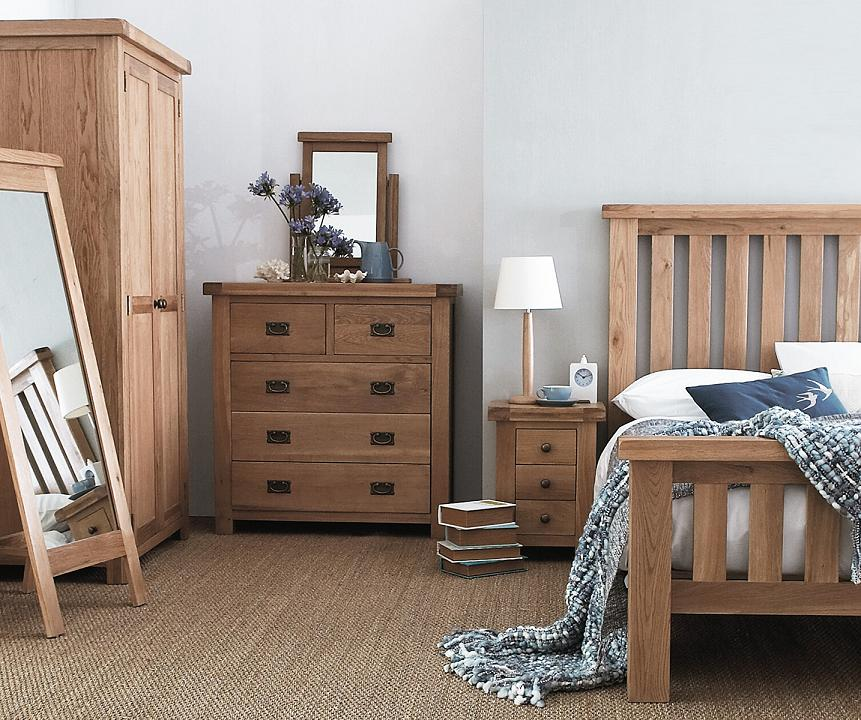 Ikea Bedroom Furniture Oak Photo 2