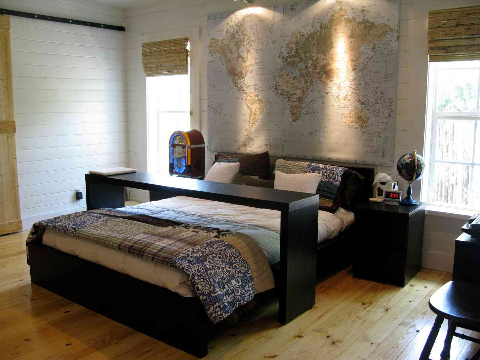 ikea twin bedroom furniture photo - 2