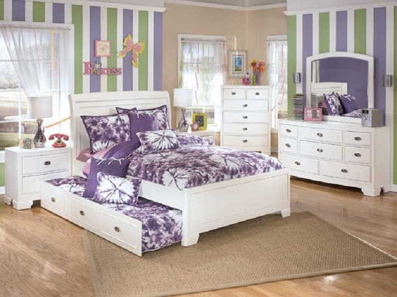 ikea twin bedroom furniture photo - 4