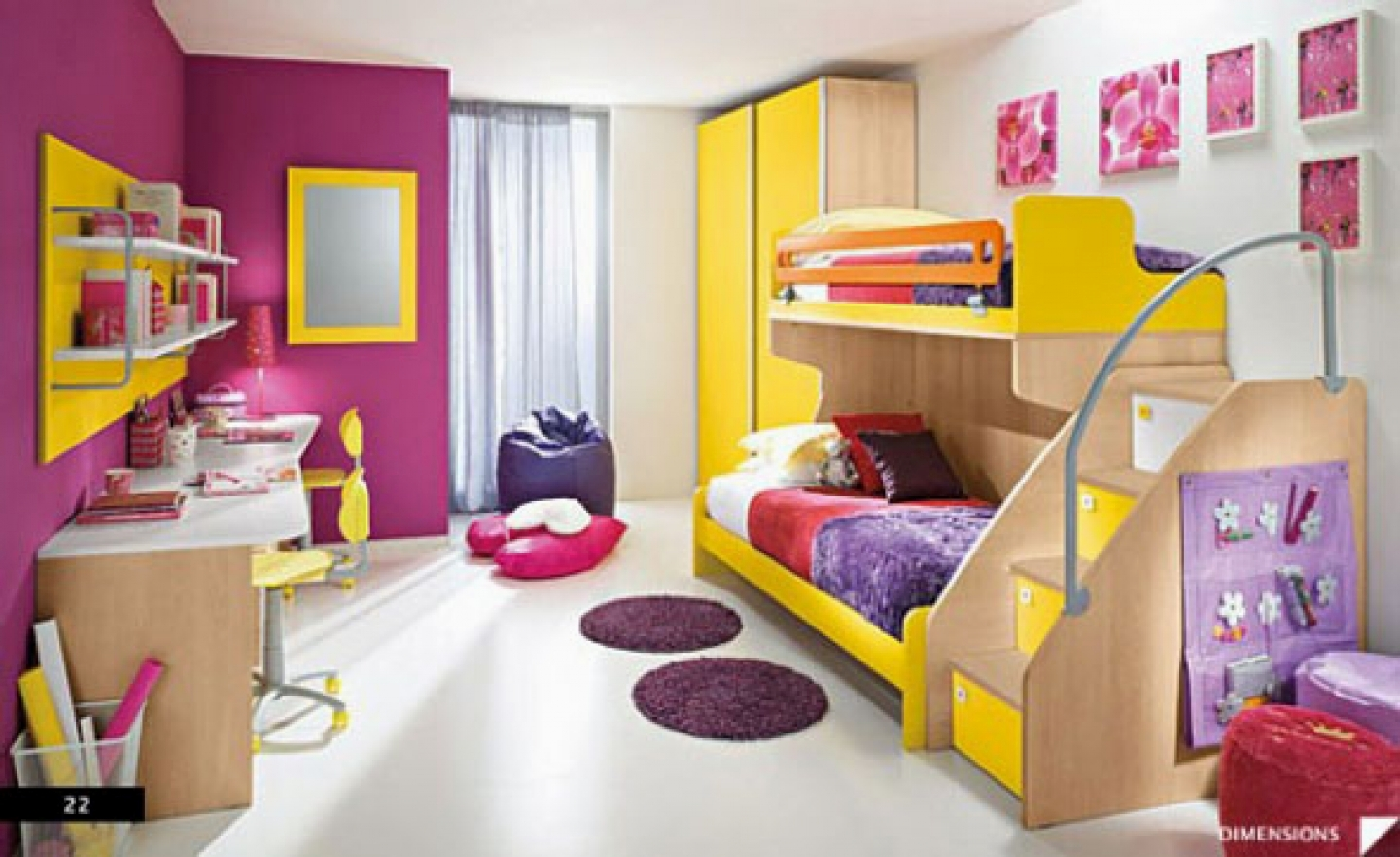 ikea twin bedroom furniture photo - 5