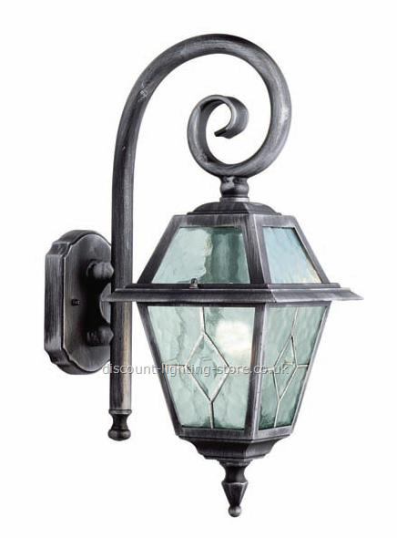 inexpensive outdoor wall lighting photo - 2