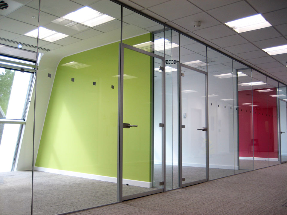 interior electric sliding doors photo - 2