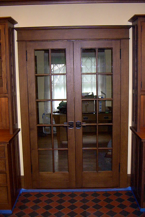 interior exterior french doors photo - 3