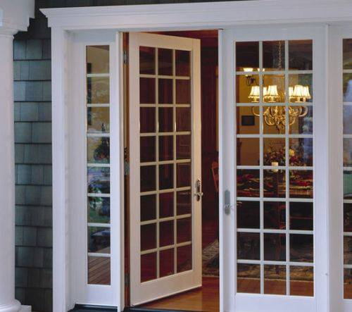 interior exterior french doors photo - 5