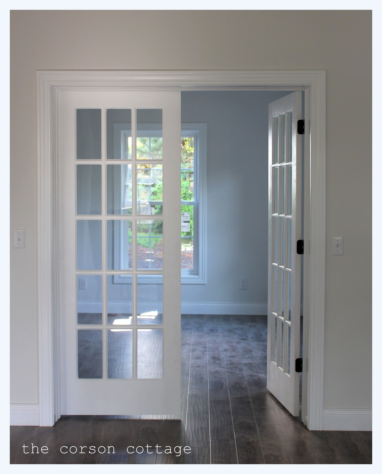 Interior french doors bedroom | Interior & Exterior Doors