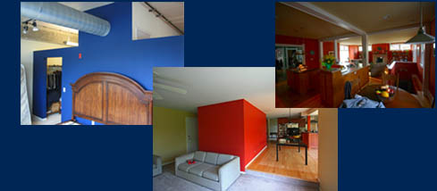 interior house paint samples photo - 2