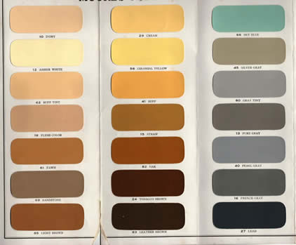 interior house paint samples photo - 4