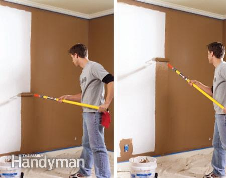 interior house painting tips photo - 5