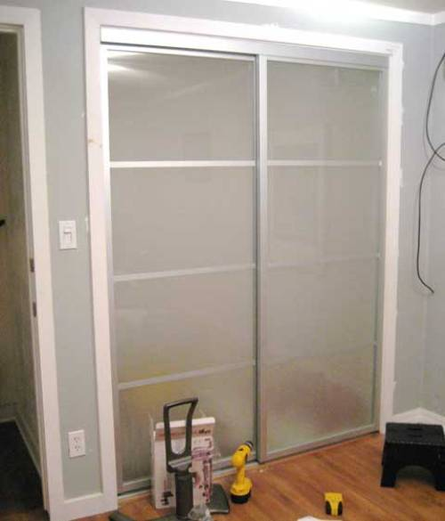 interior sliding doors closet photo - 1