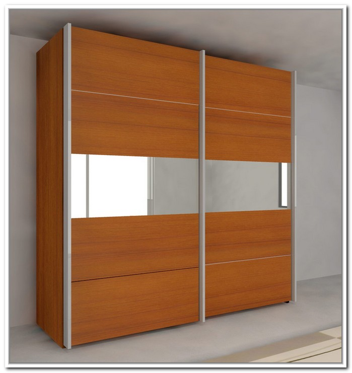 interior sliding doors closet photo - 2