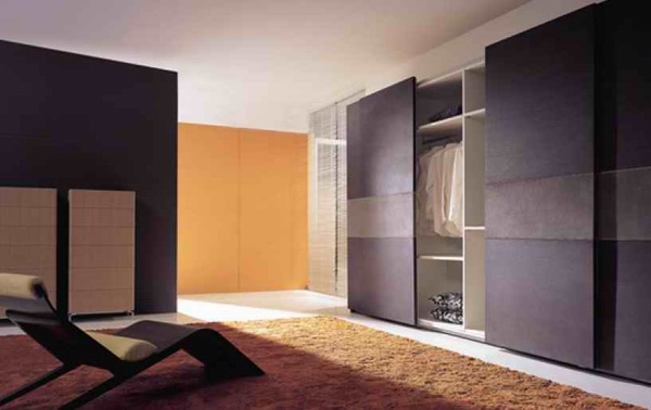 interior sliding doors closet photo - 4