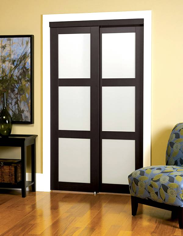 Wood Sliding Closet Doors Lowes Roselawnlutheran