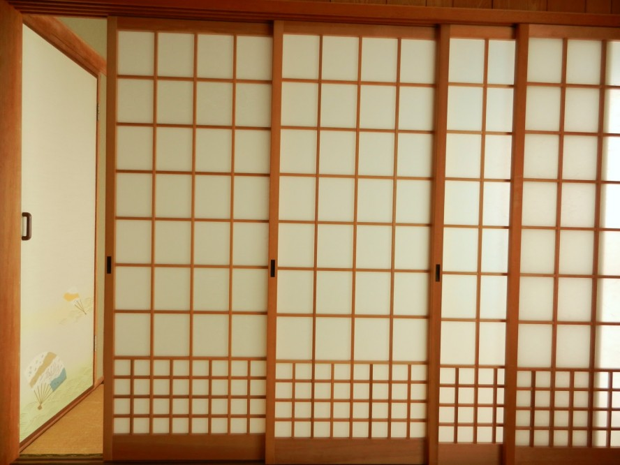 interior sliding japanese doors interior exterior doors