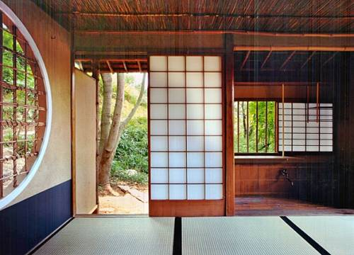 interior sliding japanese doors photo - 3