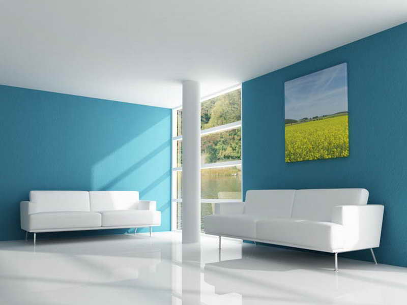 interior wall paint design ideas photo - 5
