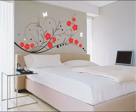 interior wall paint designs photo - 3