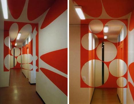 interior wall paint designs photo - 5