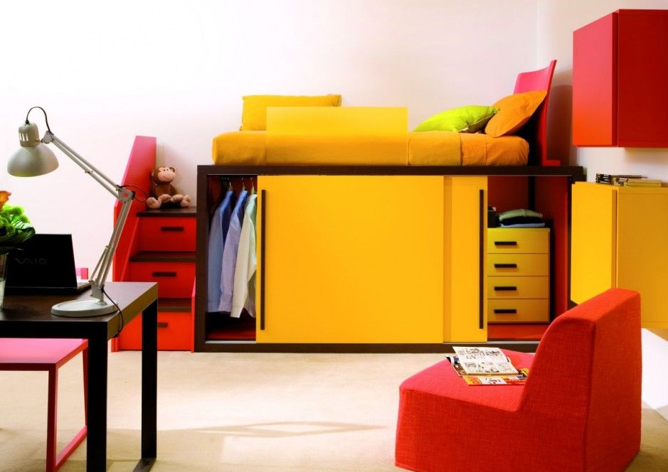 italian bedroom furniture for kids photo - 3