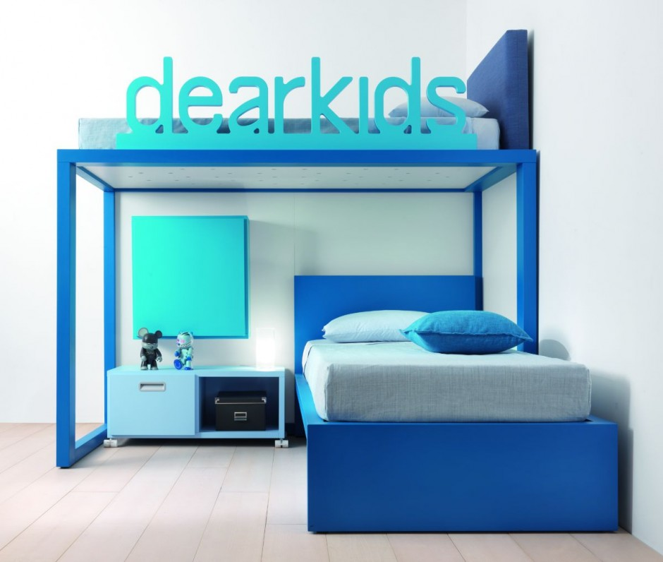italian bedroom furniture for kids photo - 5