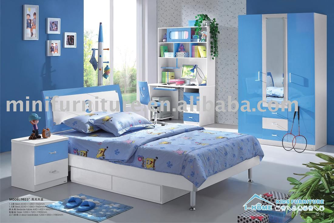 italian bedroom furniture for kids photo - 6
