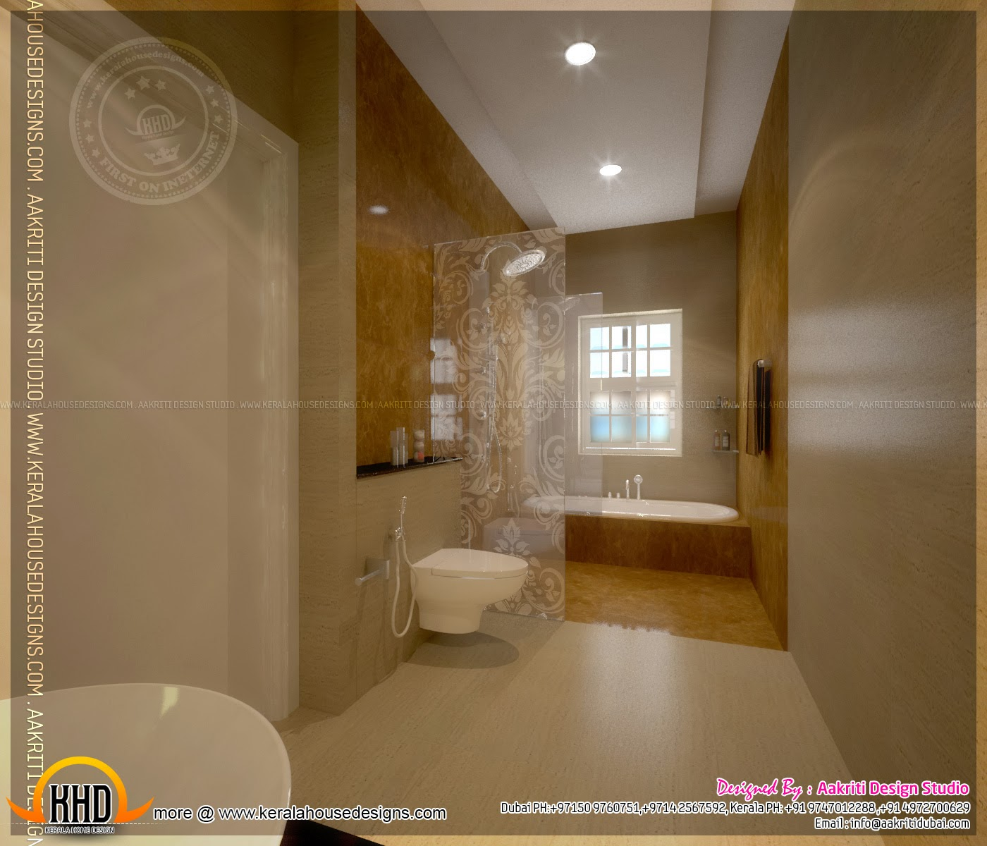 kerala home bathroom designs photo 5