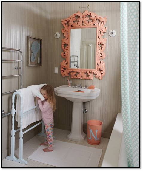 kids and guest bathroom ideas photo - 1