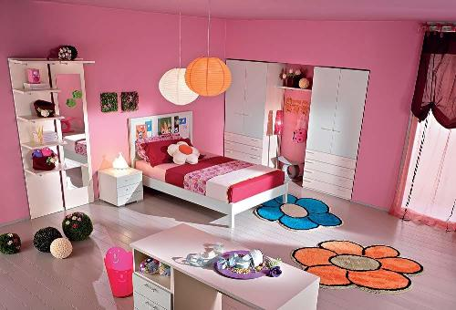 kids attic bedroom design ideas photo - 3