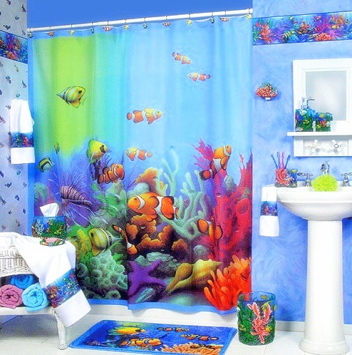 Kids Bathroom Accessories Ideas Photo 3
