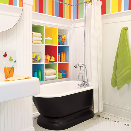kids bathroom ideas for boys photo - 5