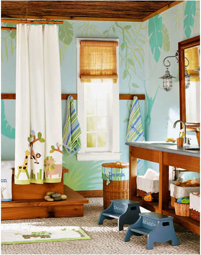 kids bathroom ideas for boys photo - 6