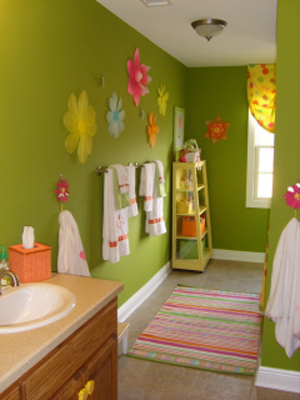 Kids Bathroom Ideas For Girls Photo   6 Part 89
