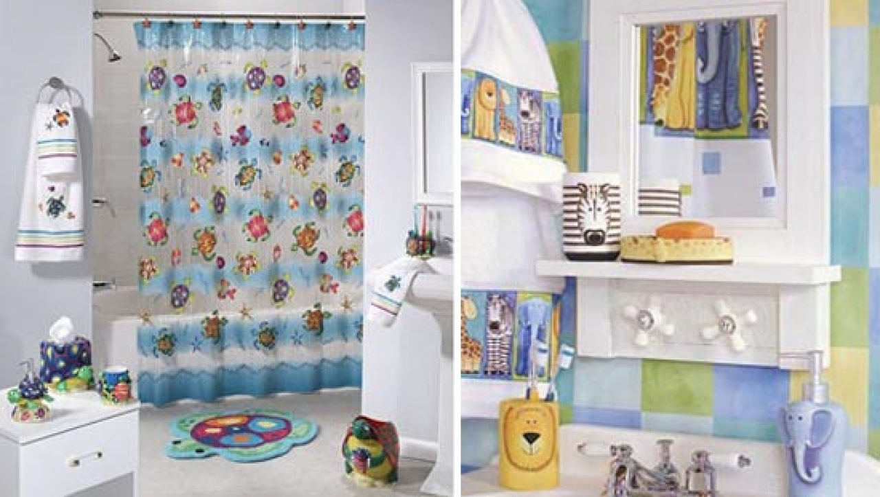 kids bathroom ideas pictures photo - 5