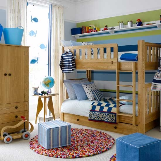 kids bedroom and bathroom ideas photo - 1