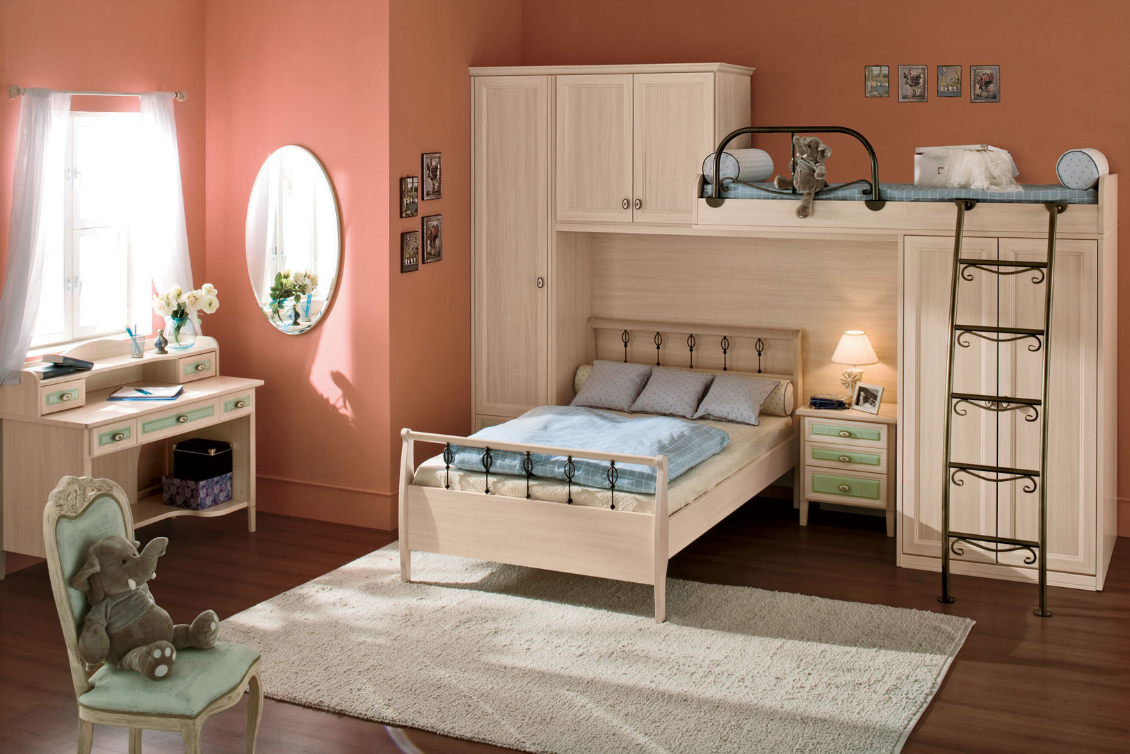 kids bedroom furniture design ideas photo - 3